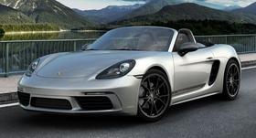 2021 Porsche Boxster :2 car images available