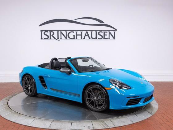 2021 Porsche Boxster :24 car images available