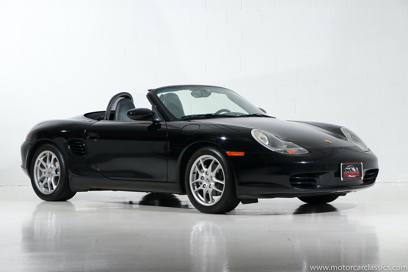 2003 Porsche Boxster :24 car images available