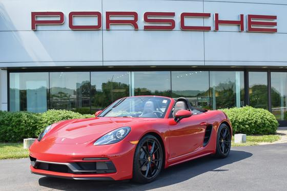 2018 Porsche Boxster 718 GTS:24 car images available