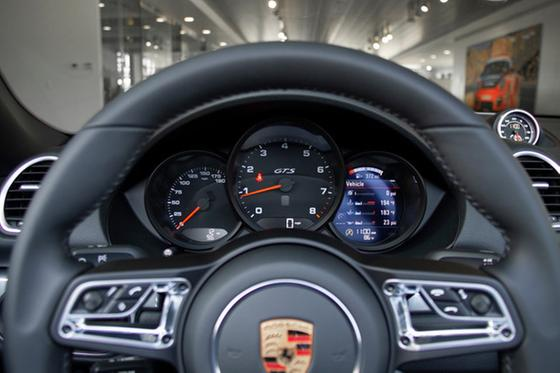 2018 Porsche Boxster 718 GTS
