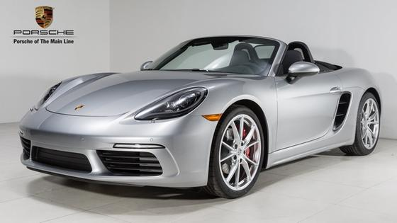 2017 Porsche Boxster 718 S:23 car images available