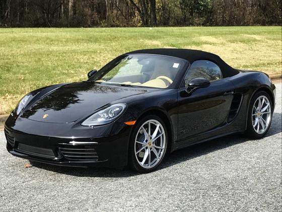 2017 Porsche Boxster 718 S:24 car images available