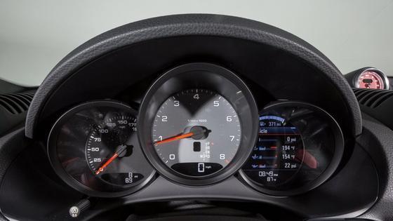 2019 Porsche Boxster 718 S