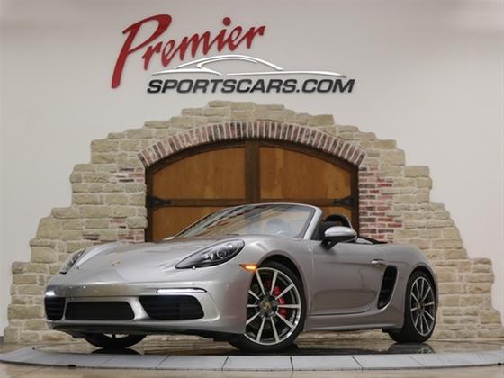 2017 Porsche Boxster 718 S:24 car images available