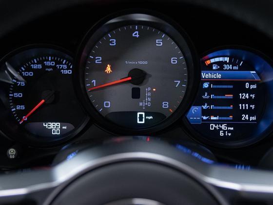 2017 Porsche Boxster 718 S