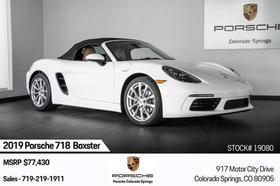 2019 Porsche Boxster 718:24 car images available