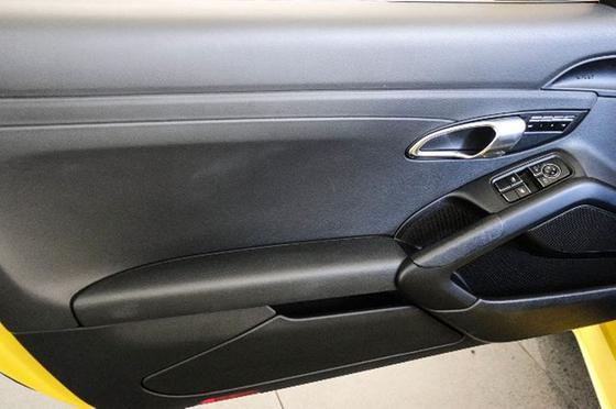 2017 Porsche Boxster 718