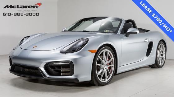 2015 Porsche Boxster GTS:22 car images available