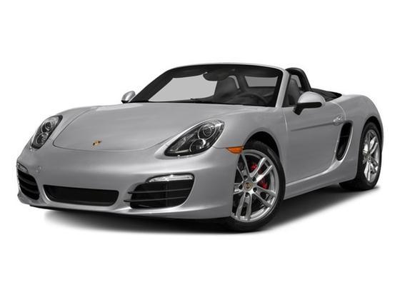 2016 Porsche Boxster GTS : Car has generic photo
