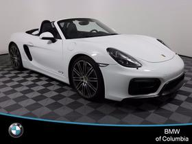 2015 Porsche Boxster GTS:24 car images available