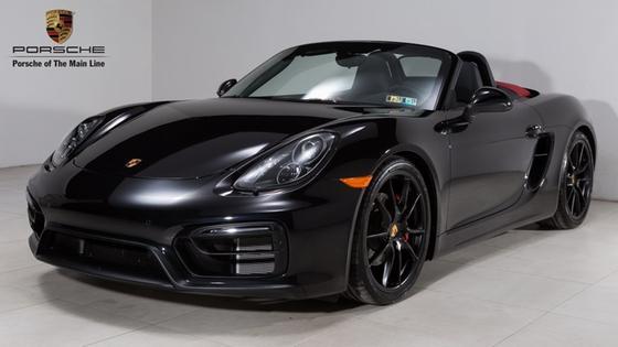 2016 Porsche Boxster GTS:21 car images available
