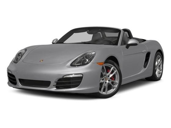 2015 Porsche Boxster GTS : Car has generic photo