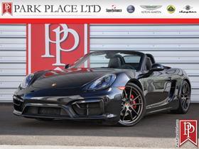 2015 Porsche Boxster GTS:24 car images available