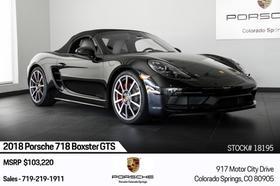 2018 Porsche Boxster GTS:24 car images available