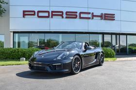 2016 Porsche Boxster GTS:24 car images available