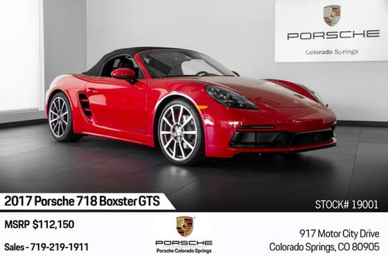 2019 Porsche Boxster GTS:24 car images available