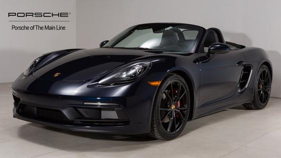 2018 Porsche Boxster GTS:22 car images available