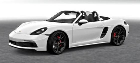 2019 Porsche Boxster GTS:2 car images available