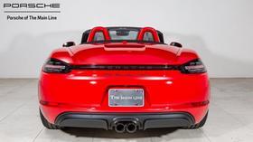 2019 Porsche Boxster GTS