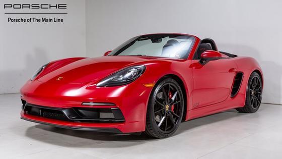 2019 Porsche Boxster GTS:21 car images available