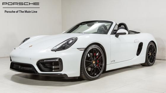 2015 Porsche Boxster GTS:22 car images available