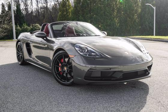 2021 Porsche Boxster GTS:24 car images available