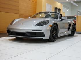 2021 Porsche Boxster GTS:24 car images available