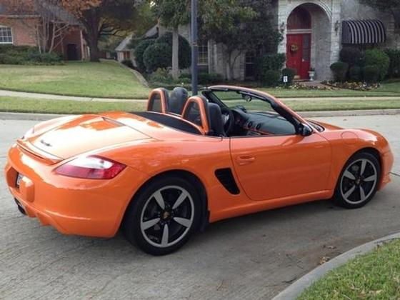 2008 Porsche Boxster Limited Edition:4 car images available