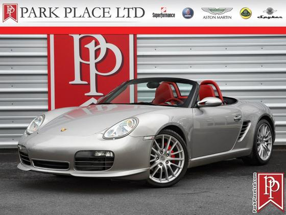 2008 Porsche Boxster RS 60 Spyder:24 car images available