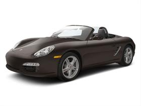 2008 Porsche Boxster RS 60 Spyder : Car has generic photo