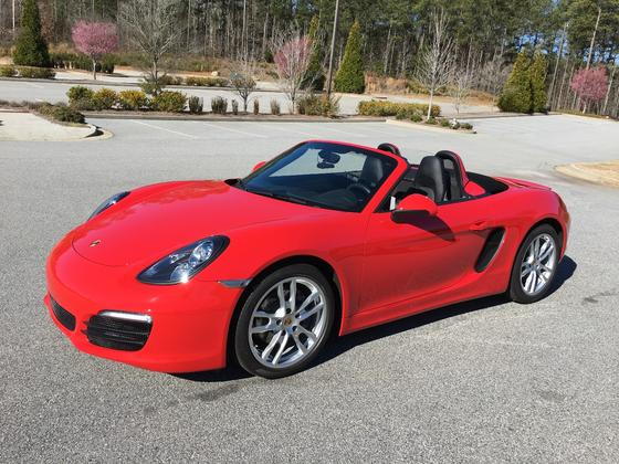 2015 Porsche Boxster Roadster:5 car images available