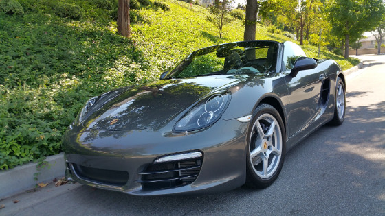 2014 Porsche Boxster Roadster:9 car images available