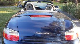 2003 Porsche Boxster Roadster