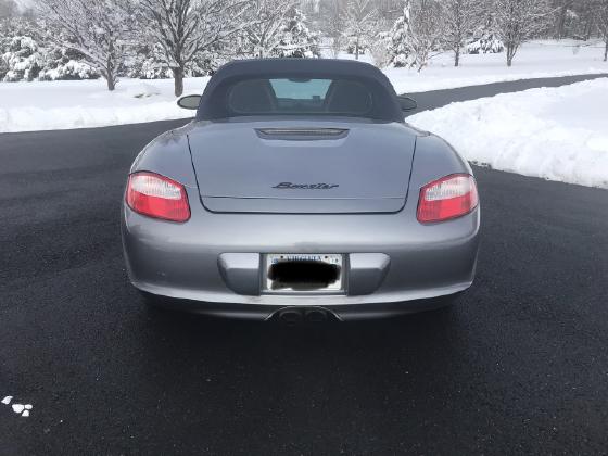 2006 Porsche Boxster Roadster