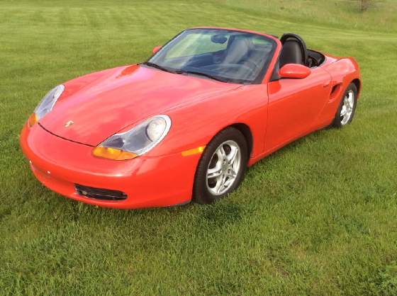 1998 Porsche Boxster Roadster:6 car images available