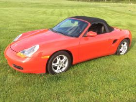 1998 Porsche Boxster Roadster