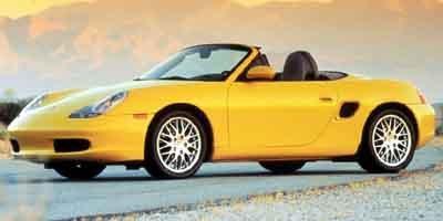 2002 Porsche Boxster Roadster : Car has generic photo