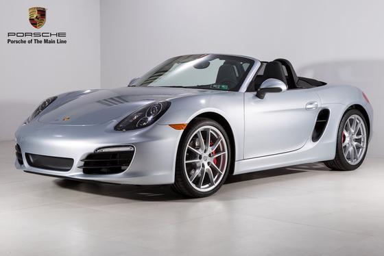 2014 Porsche Boxster S:22 car images available