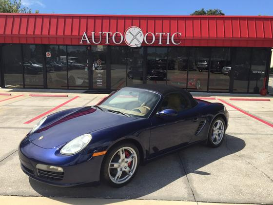 2006 Porsche Boxster S:16 car images available