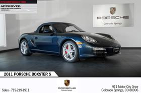 2011 Porsche Boxster S:20 car images available