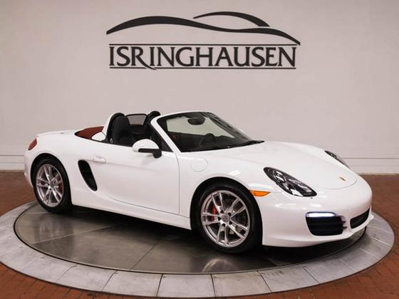 2015 Porsche Boxster S:24 car images available