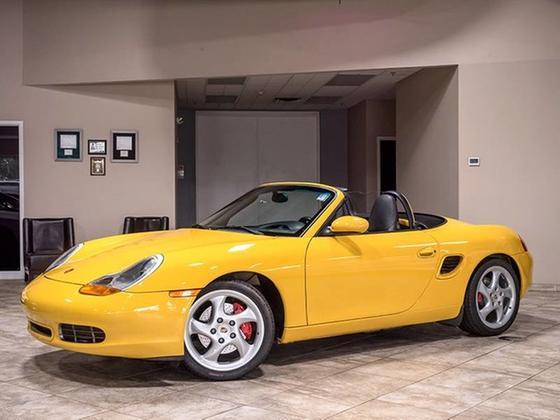 2001 Porsche Boxster S:24 car images available
