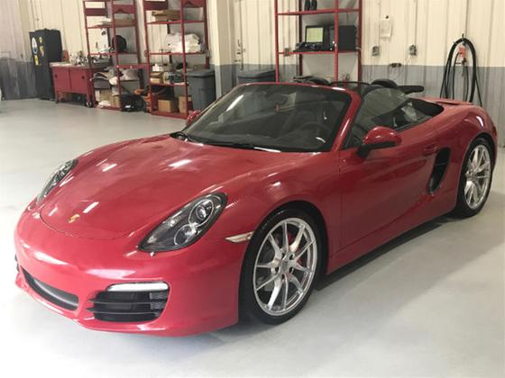 2016 Porsche Boxster S:2 car images available