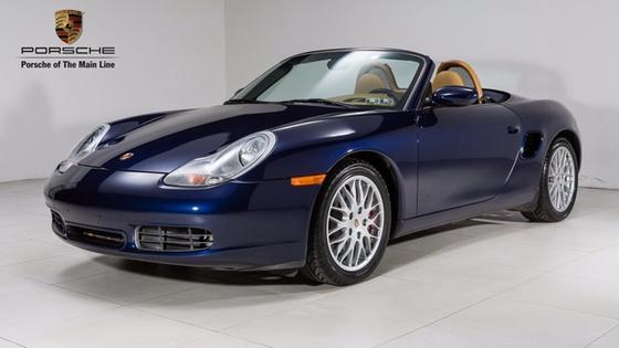 2001 Porsche Boxster S:22 car images available