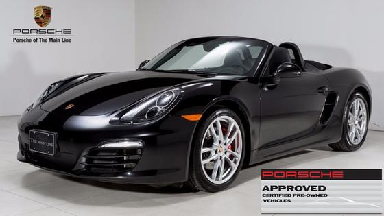 2013 Porsche Boxster S:22 car images available
