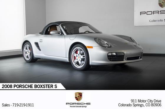 2008 Porsche Boxster S:22 car images available