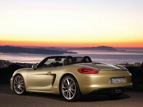 2013 Porsche Boxster S : Car has generic photo