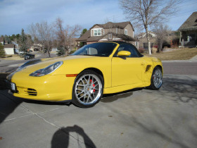 2003 Porsche Boxster S:8 car images available