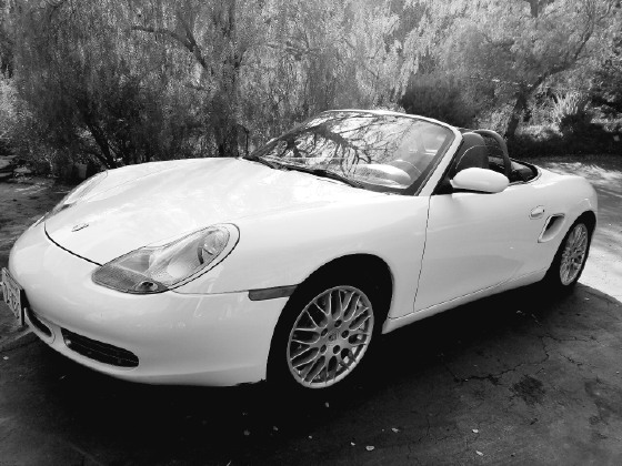 2002 Porsche Boxster S:6 car images available